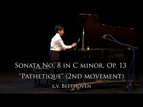 """Sean Chia - Sonata No. 8 in C minor, Op. 13 """"Pathetique"""""""