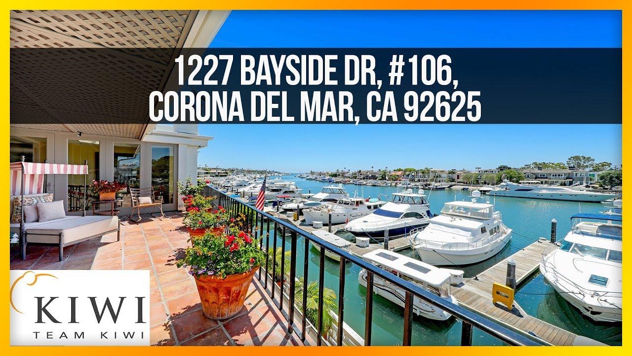 1227 Bayside Dr, Corona Del Mar - Team Kiwi - YouTube