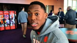TigerNet.com - Wayne Gallman previews national championship