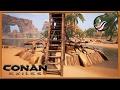 Conan Exiles How To Tame Thralls Wheel Of Pain Slaves Conan Exiles Tutorials mp3