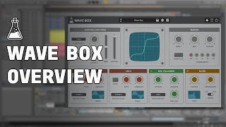Wave Box v1.5 - Dynamic Dual Waveshaper (Overview) - AudioThing