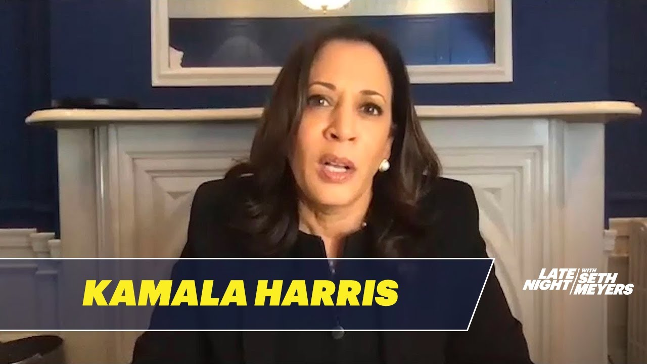Sen Kamala Harris Explains The George Floyd Justice In Policing Act Youtube