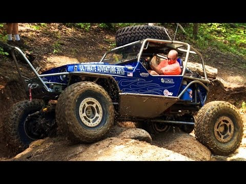 Part 5: 600 Mile Drive to Gulches Off-Road Park in South Carolina - 2013 Ultimate Adventure Week