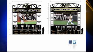 Northeast complex to feature baseball, softball video boards
