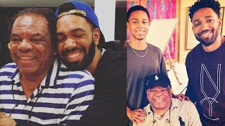 John Witherspoon's Son JD Makes Emotional Confession About His Father After His Passing
