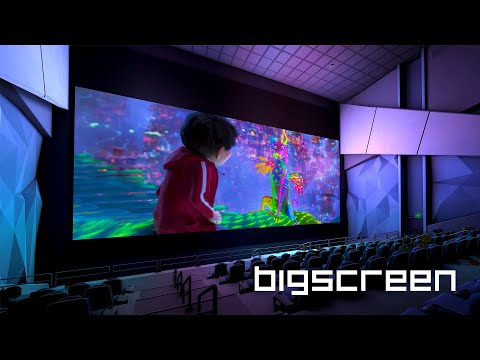 New MODERN CINEMA in Bigscreen VR for Oculus Quest, Valve Index, and all supported VR headsets