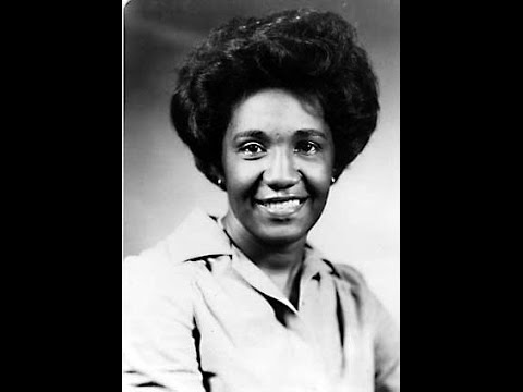 Hidden Figures: Azie Taylor Morton #BlackHERstoryMonth 27/28