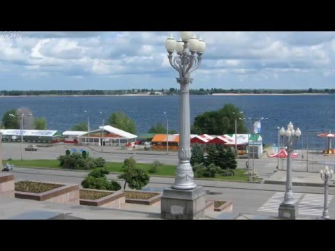Volgograd - Russia. HD Travel.