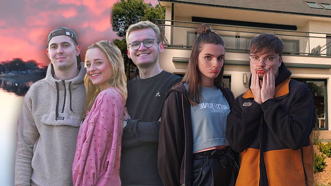 5 YOUTUBEURS + 1 VILLA = BÊTISES #2
