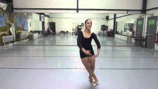 Alvin Ailey Audition