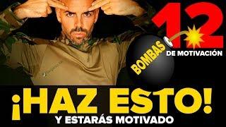 Gambar cover Motivación: Cómo Motivarse | 12 TRUCOS