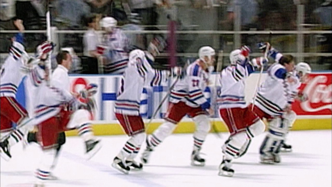 Memories  Rangers win the Stanley Cup after 54 years - YouTube 8ca055623