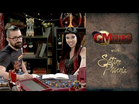 Psychology at the Table (GM Tips with Satine Phoenix)