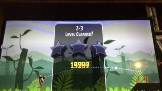 Angry Birds Trilogy PS3 Gameplay