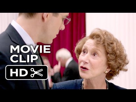 Woman in Gold Movie CLIP - Supreme Court (2015) - Helen Mirren, Ryan Reynolds Drama HD