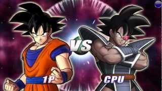 Dragon Ball: Raging Blast 2 - Goku's Galaxy Mode
