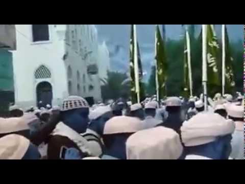 TAKBIR IDUL FITRI Bersama HABIB UMAR BIN HAFIZH Di Tareem Hadhramaut Yaman