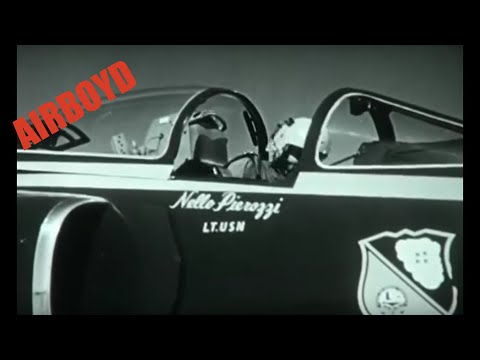The Navy's Blue Angels (Grumman F11F Tiger)