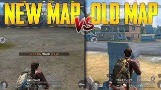NEW MAP VS OLD MAP! WHICH RULES OF SURVIVAL MAP IS MORE FUN?!