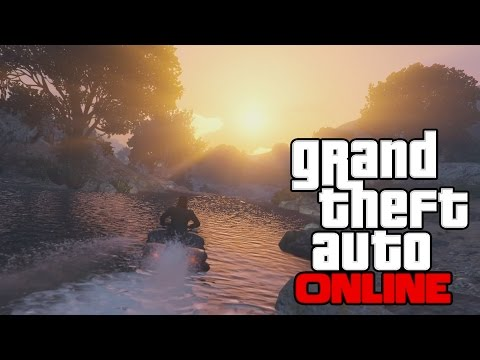 GTA 5 Online Multiplayer Gameplay - GTA Online - Import/Export DLC Gameplay