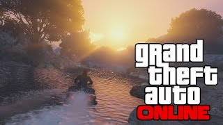 GTA 5 Online Multiplayer Gameplay - GTA Online - Import/Export DLC Gameplay