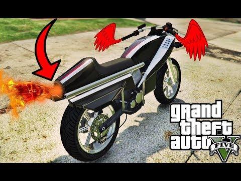 🚀3.000.000 $ ROKET MOTOR !  (GTA 5 YENİ ARAÇLAR)