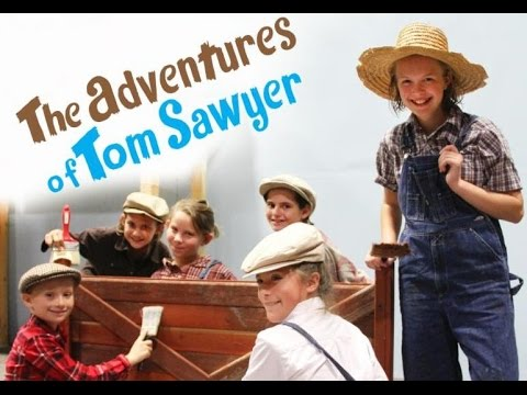 Learn English Through Story | The Adventures Of Tom Sawyer By Mark Twain (Level 1)