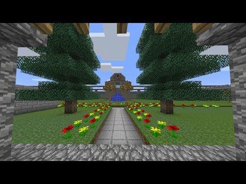 My 7 Year-Old Minecraft Survival World