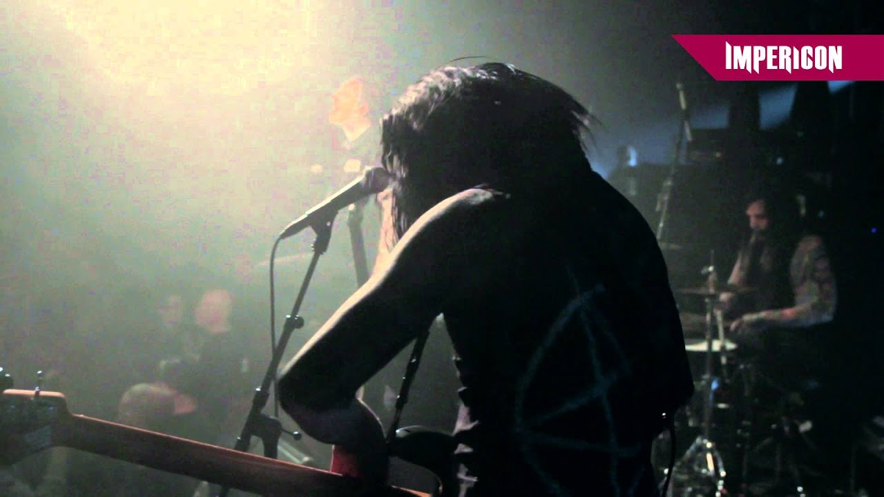 Motionless In White - Devil's Night (Official HD Live Video)