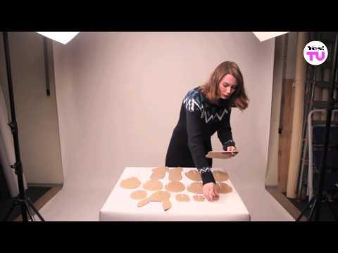 как украсить стены в комнате своими руками видео