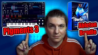 NEW! Arturia Pigments 3: New features and presets and Berlin Ableton Live Bundle