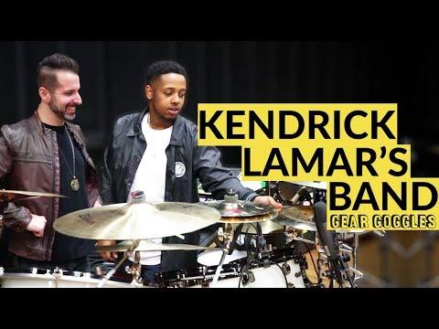 Gear Goggles | Kendrick Lamar's BAND. Rico Nichols, Tony Russell, Rob Gueringer | GRAMMY Rehearsal