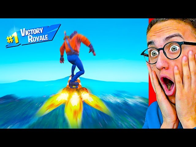 What is the FASTEST VEHICLE in Fortnite Season 8?!