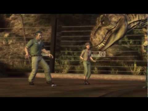 Jurassic Park: The Game Gameplay HD - Alternate ending - Part 28