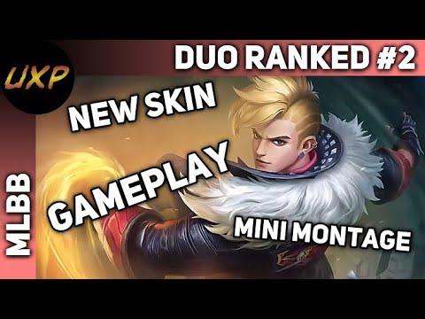 Chou Ranked Duo #2 | Go Ballistic Skin! | UnXpected | MLBB
