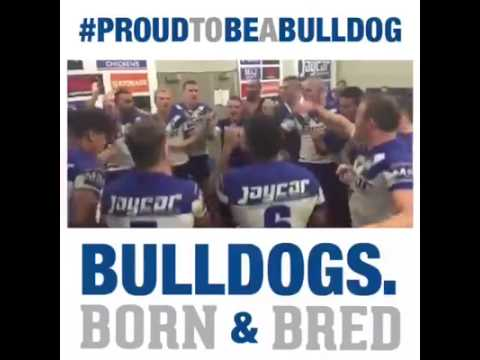 Bulldogs Winning song after beating Eels - 2015