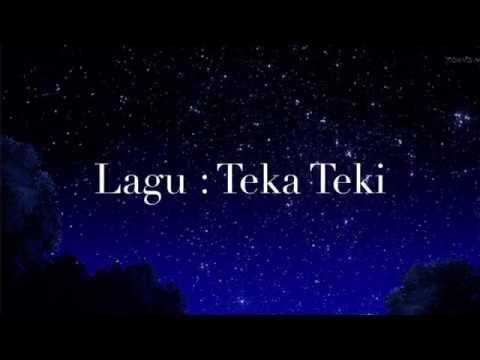 OST Lara Cinta Ameena - Teka Teki - Syafeek Ikhwan