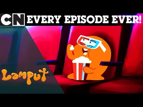 Lamput   Digital Exclusive: Each and Every Episode   Cartoon Network UK 🇬🇧