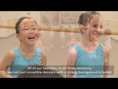 BOSTON BALLET SCHOOL | Children's Program Curriculum