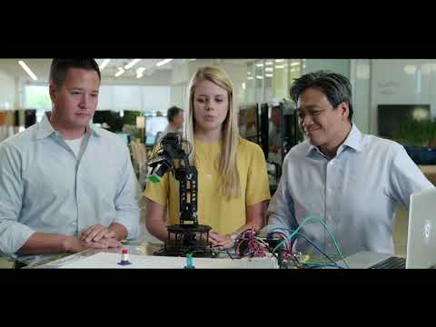 AT&T – Innovation Is the Power to Think Big | AT&T