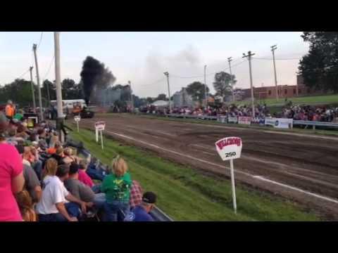 Ballistic Buck Pro Field, King City MO tractor pull