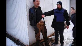 Полиция Украина: криворожанин в центре города открыл стрельбу. 18+ | 1kr.ua