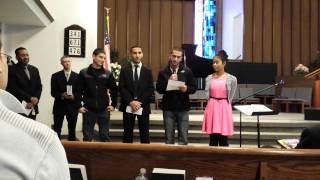 Baptism, Nov 22, 2014