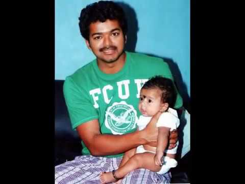Rare and Unseen Images of Tamil Actor Vijay
