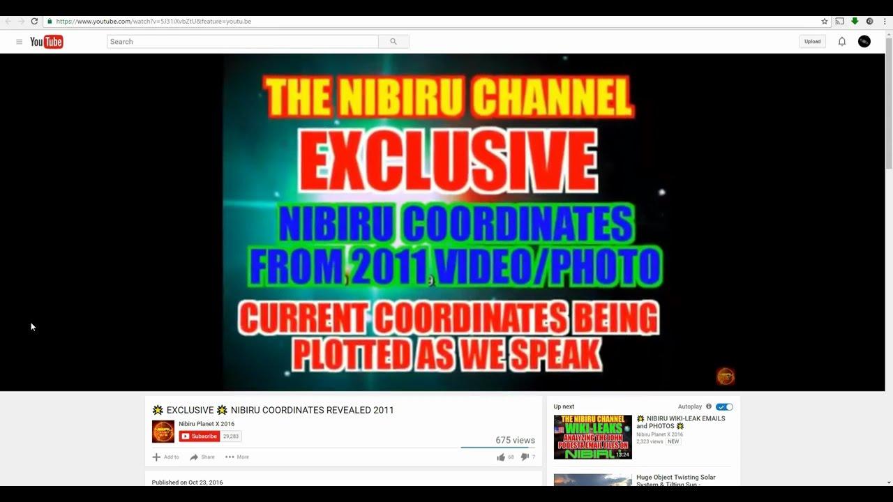 Download 2011 Google Sky Nibiru Identity Revealed! Nibiru Planet X 2016 Debunked!