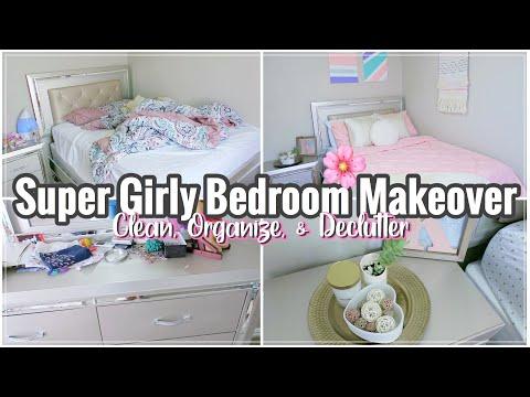 diy-girls-bedroom-makeover-on-a-budget-|-decorating-ideas-|-budget-bedroom-diy-|-clean-&-organize
