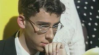 Колесо истории (ОРТ, 1998) Светлана Разина, Максим Галкин, Игорь Матета