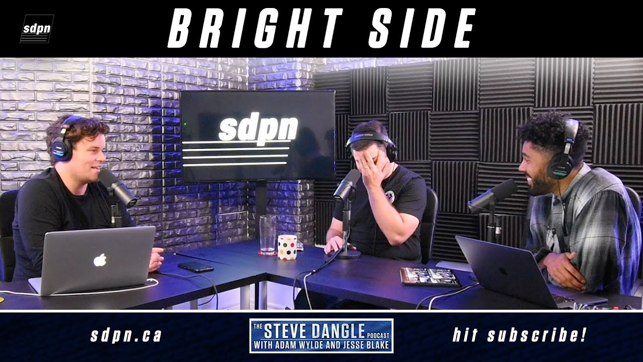 Download Bright Side | The Steve Dangle Podcast