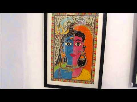 Exhibition at Renaissance Gallerie, Bangalore