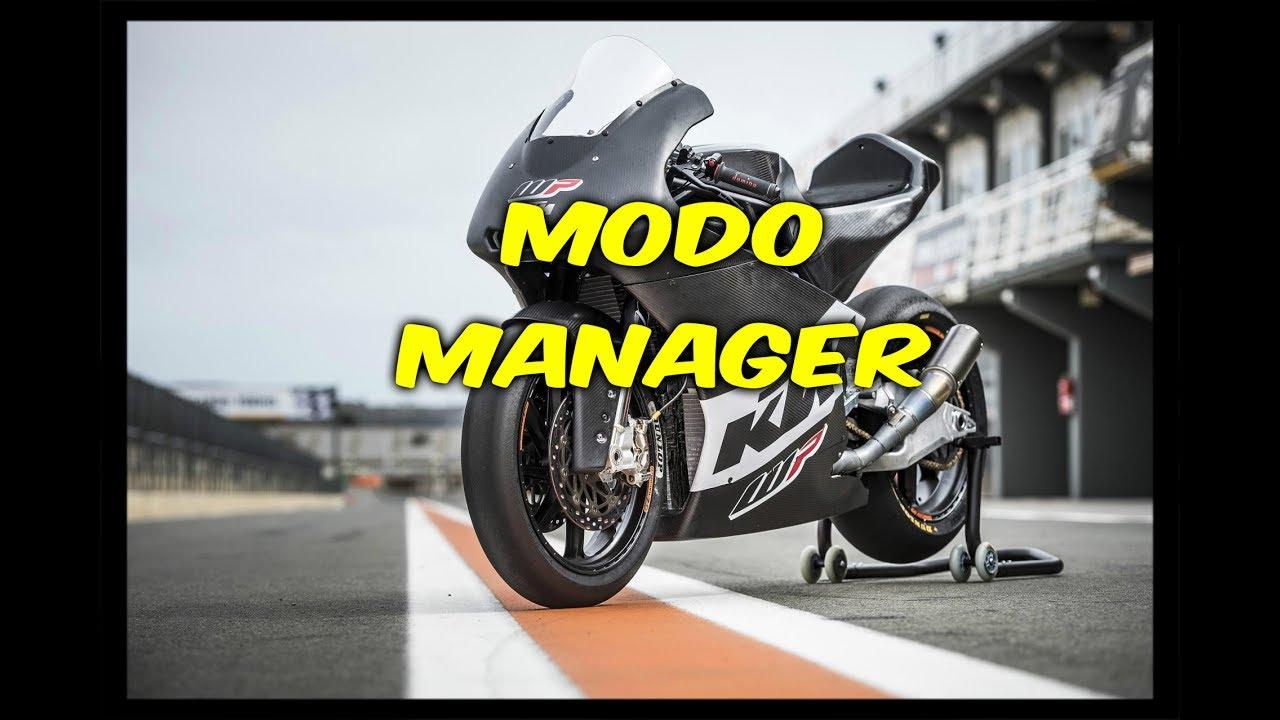 MOTOGP 17 PC | Carrera Manager MotoGP Suzuki - YouTube